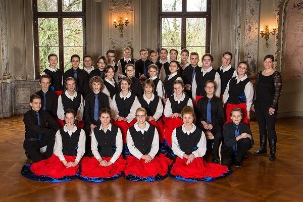 Концертный хор «Youth Choir Schaumburg»