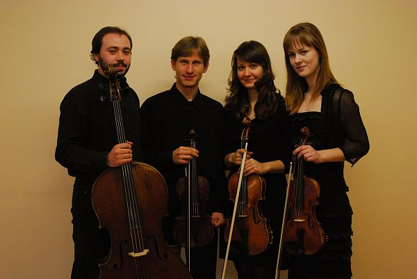 "Квартет ""Intrada quartet"""